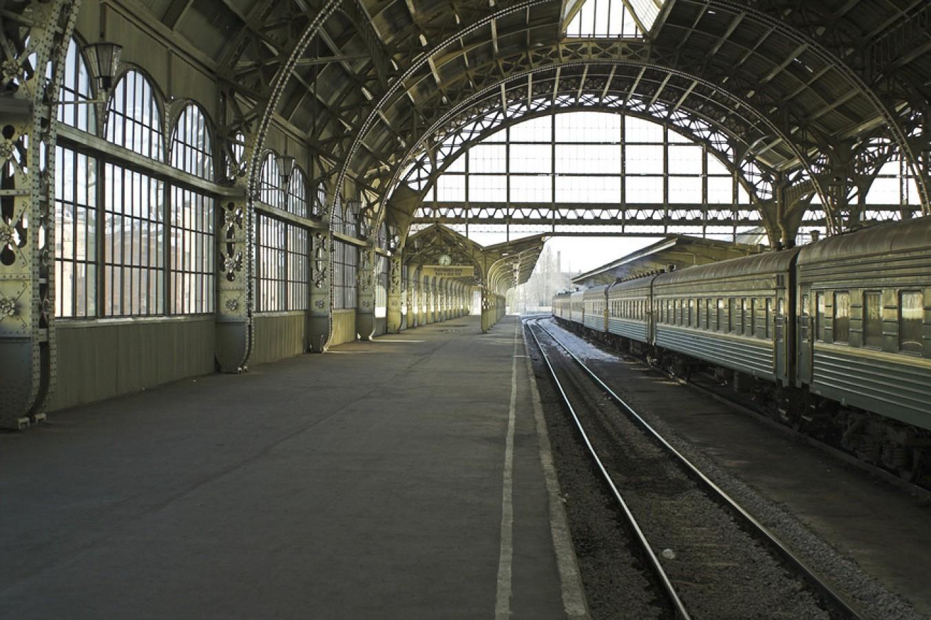 ВПетербурге пассажиры смогут бесплатно пользоваться туалетами навокзалах