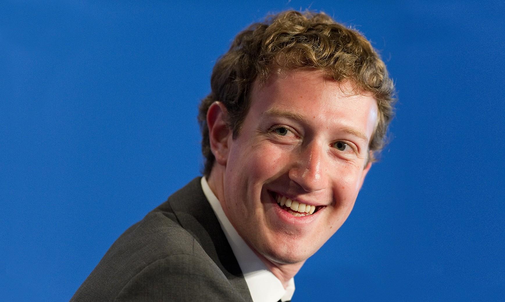 Цукерберг пустит криптовалюты в фейсбук