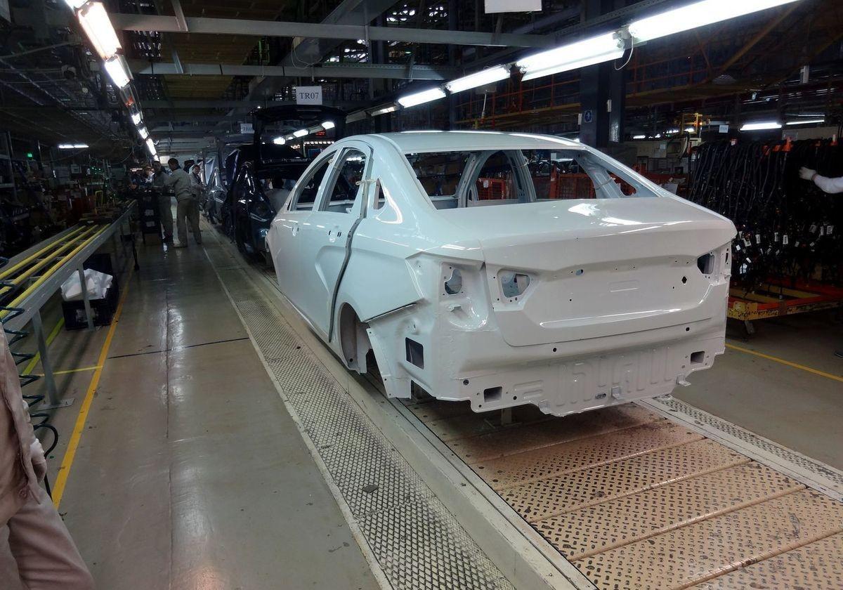 Неменее 107 тыс. машин выпустил Ижевский автомобильный завод за11 месяцев