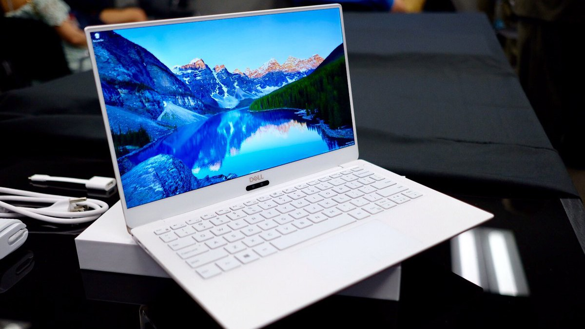 Анонсирован новый Dell XPS 13