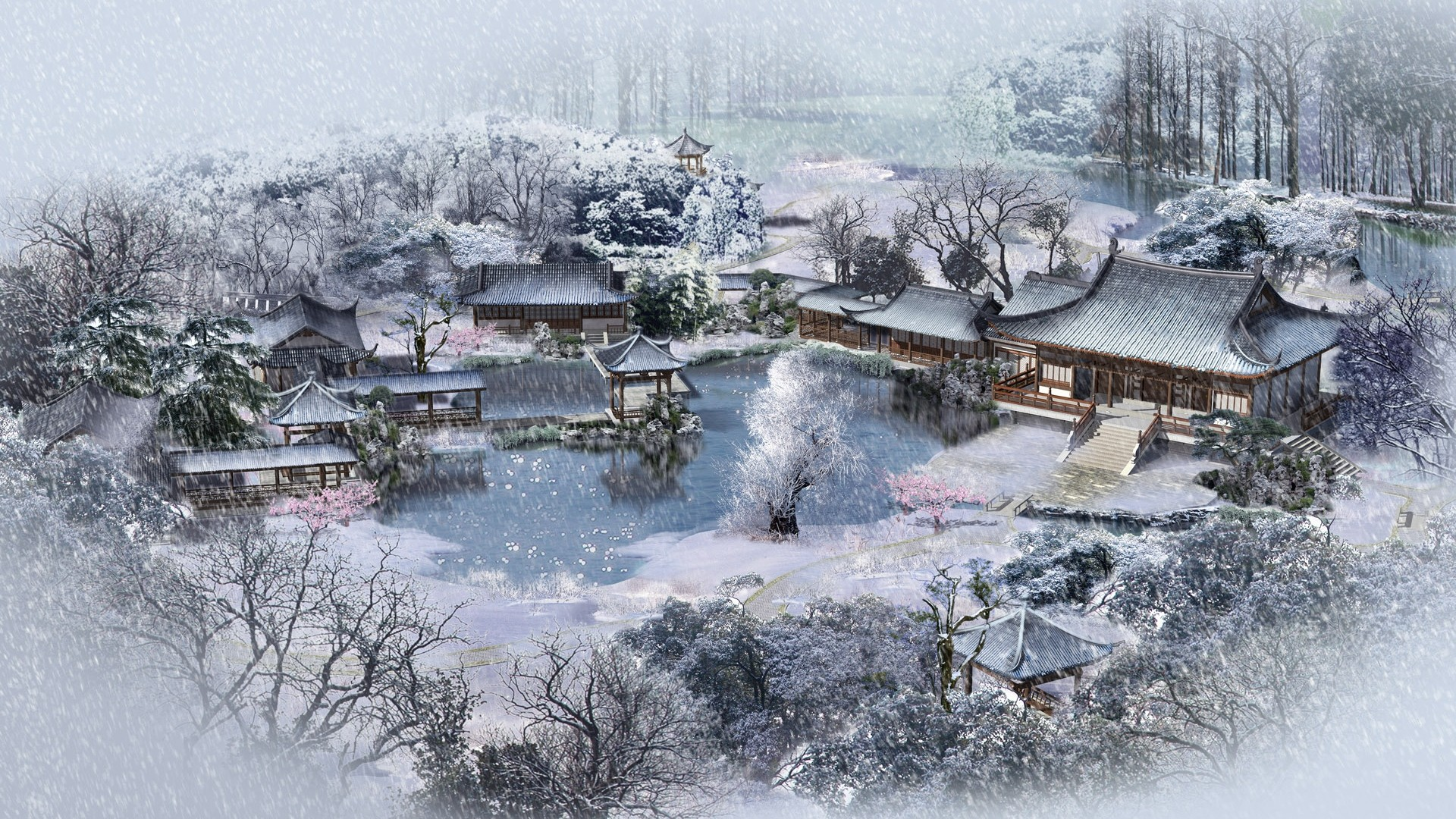 Снегопады вцентральных ивосточных провинциях Китая привели к смерти 10 человек