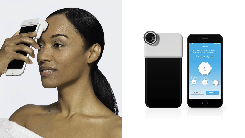 Бренд косметики Neutrogena выпустил сканер кожи для iPhone