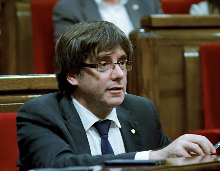 Суд Испании решил оставить под стражей прежнего замглавы Каталонии