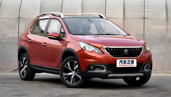 В реализацию  поступил улучшенный  кроссовер Peugeot (Пежо)  2008