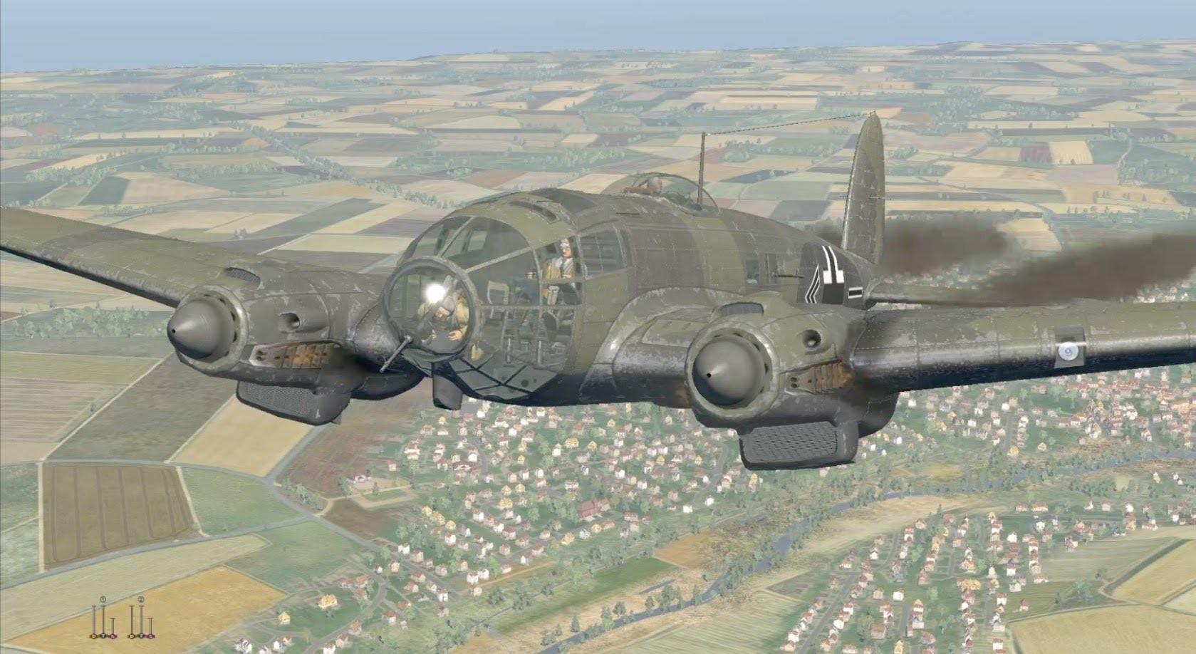 Насоциальном баннере вКирове отыскали нацистский бомбардировщик
