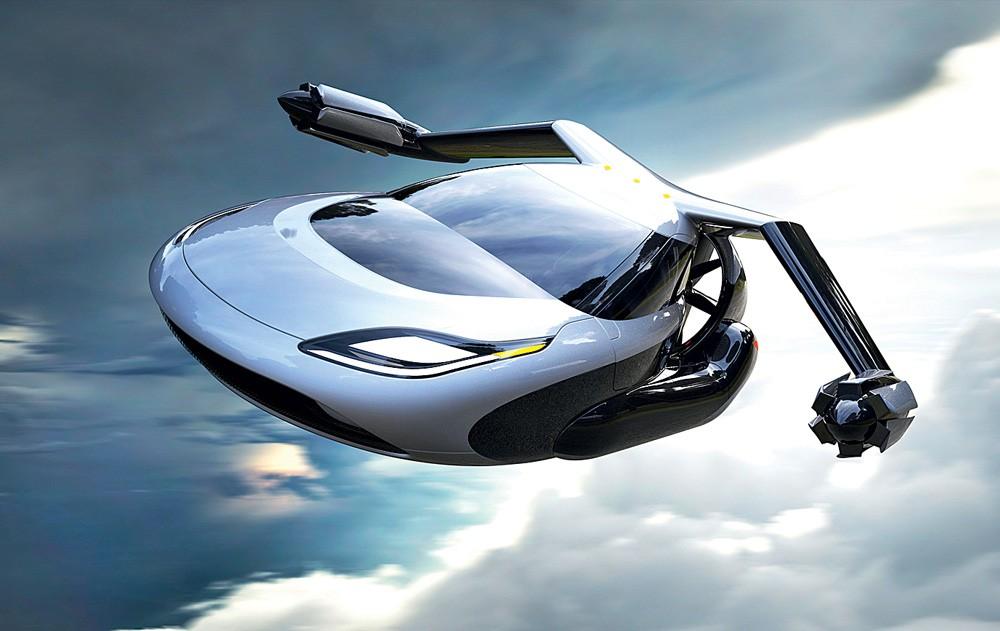 В Российской Федерации создадут летающий автомобиль