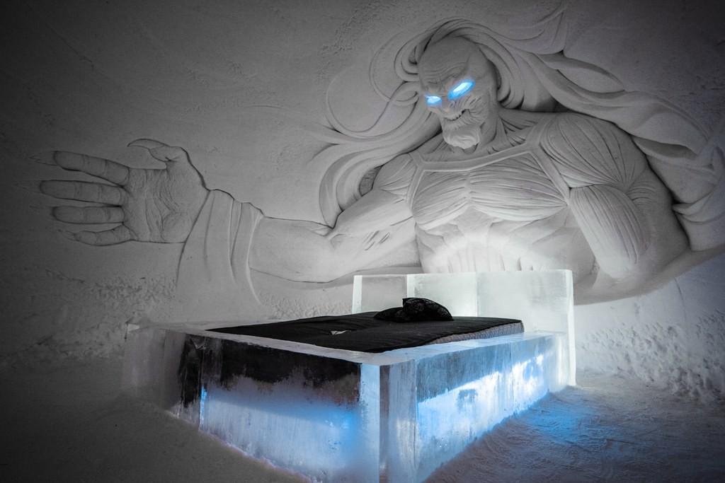 В Финляндии открылся тематический отель по фильму «Игра престолов»