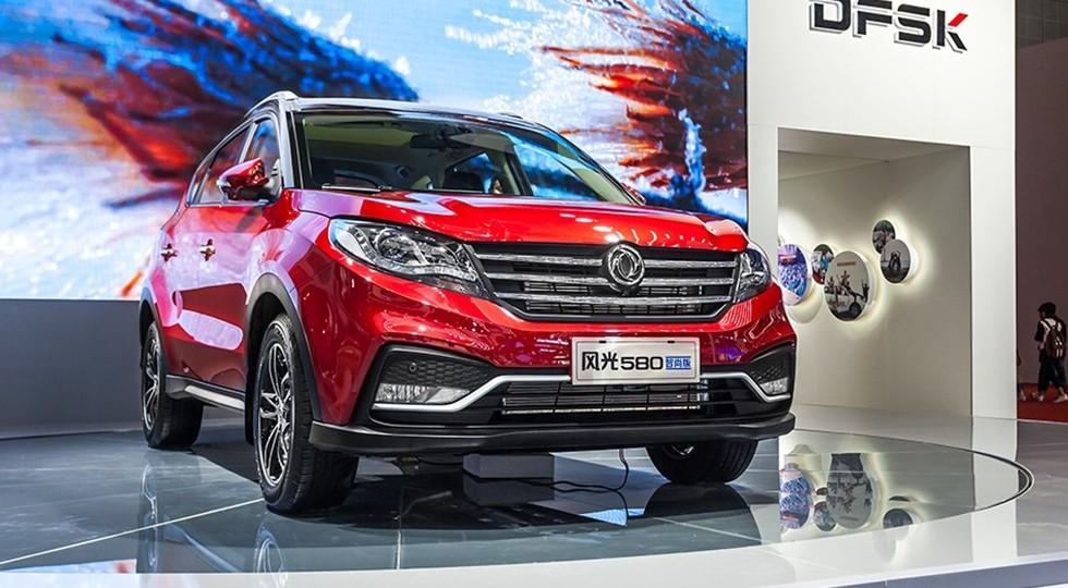 Названы китайские автоновинки, которые появятся в Российской Федерации в 2018-ом