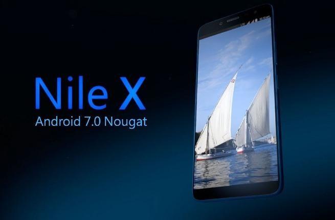Первые египетские мобильные телефоны Nile Xстали доступны для бронирования