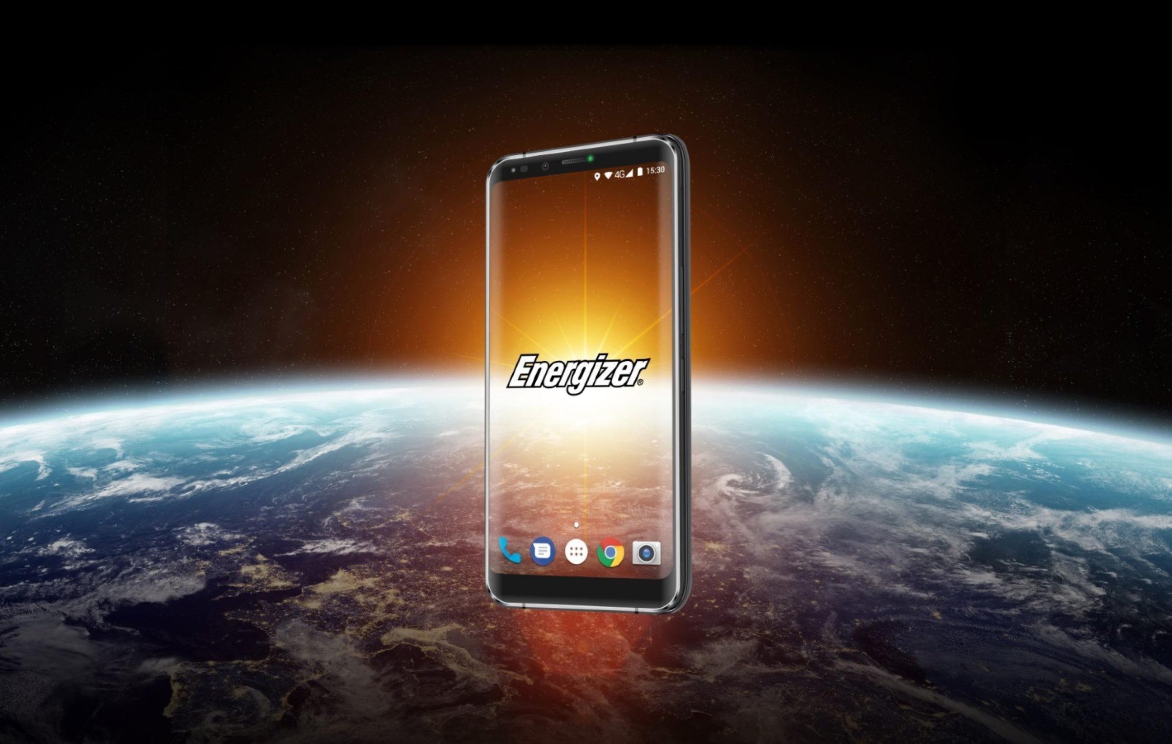 Компания Energizer представила смартфон Power Max 600S