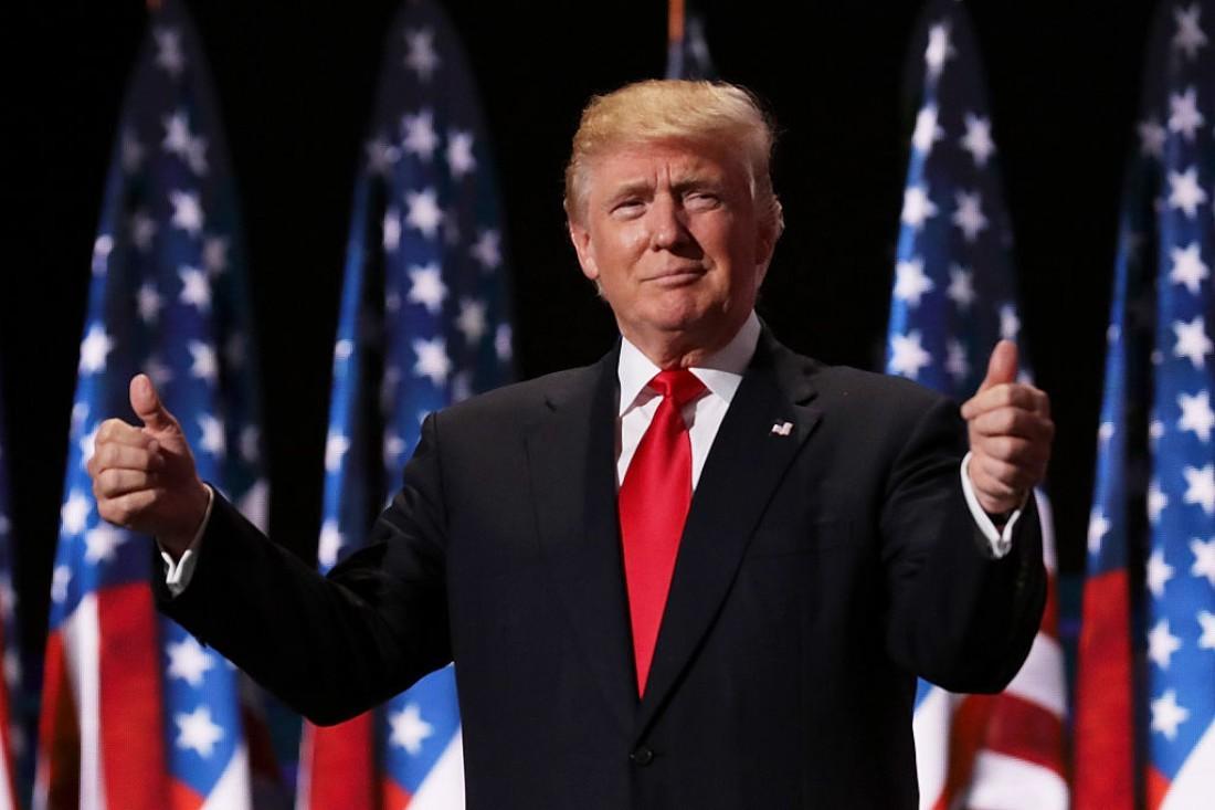 Трамп перенес награждение «самых фейковых СМИ» на17января
