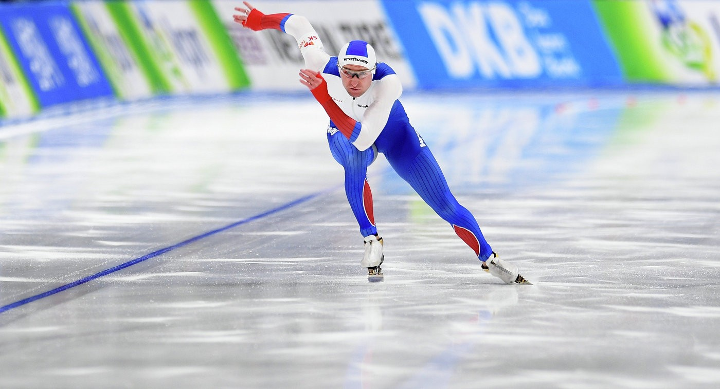 В 1-ый день чемпионата Европы конькобежцыРФ завоевали 4 медали