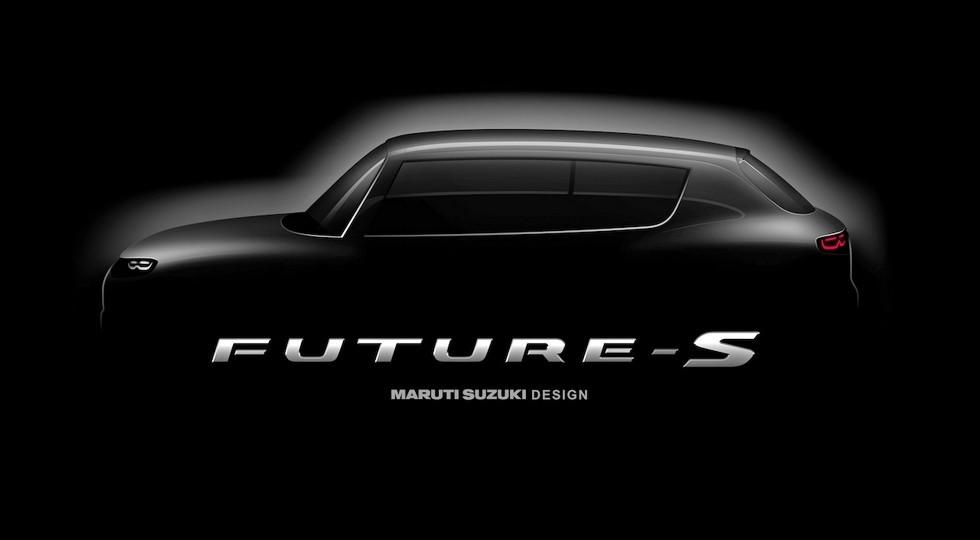 Suzuki анонсировала выход нового сверхбюджетного кроссовера Future-S