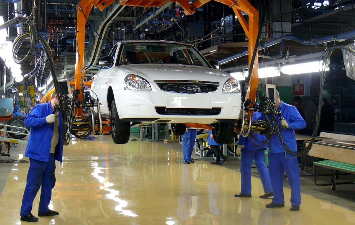 «АвтоВАЗ» и«GM-АвтоВАЗ» возобновили работу после новогодних каникул
