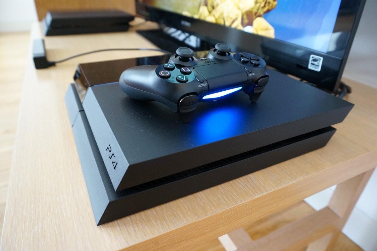 PS 4 приобрели 6 млн человек вновогодние праздники