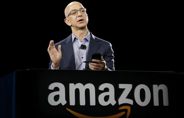 Основатель Amazon опять стал  самым богатым человеком вмире