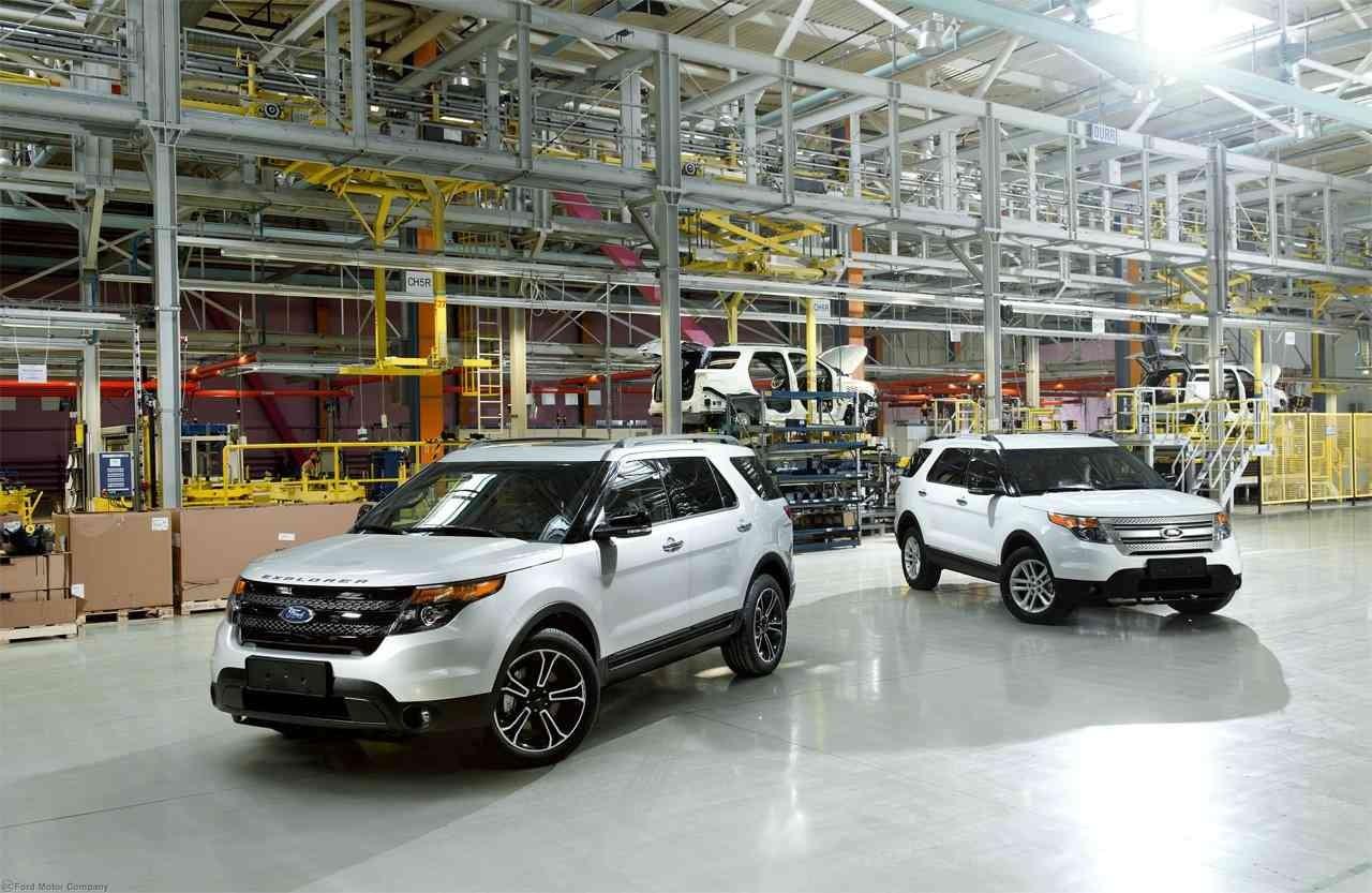 Ford Sollers вводит шестидневный график на заводе в Елабуге на ожиданиях роста авторынка РФ