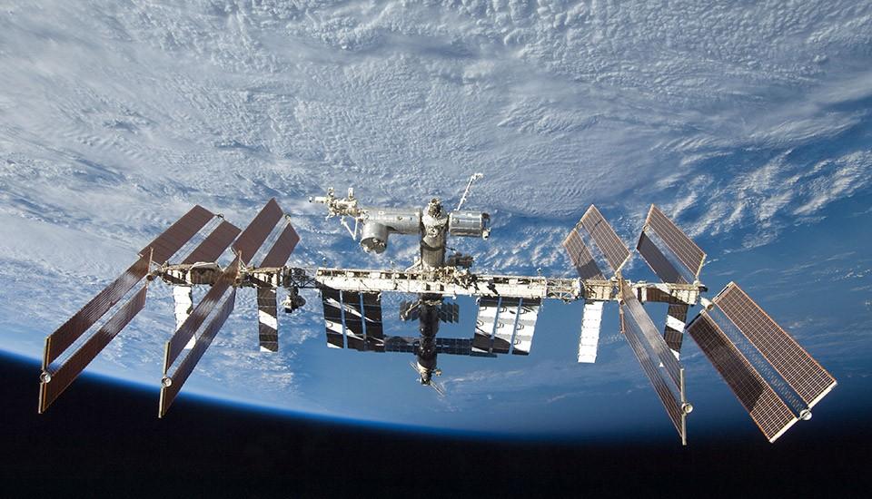 Пролет МКС внебе над Москвой можно будет наблюдать 11января