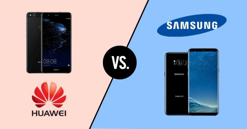 Samsung признана виновной в нарушении патентов Huawei