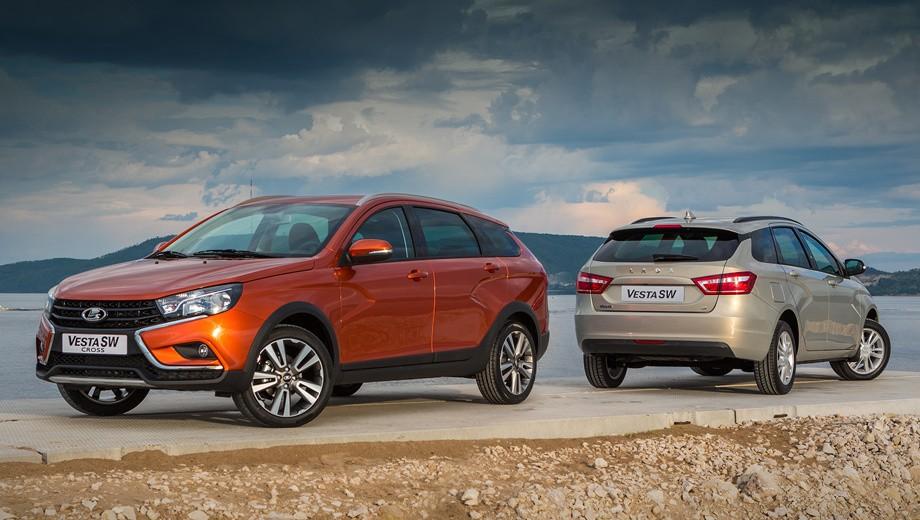 Волжский автомобильный завод собирается выпустить еще несколько кросс-версий собственных авто
