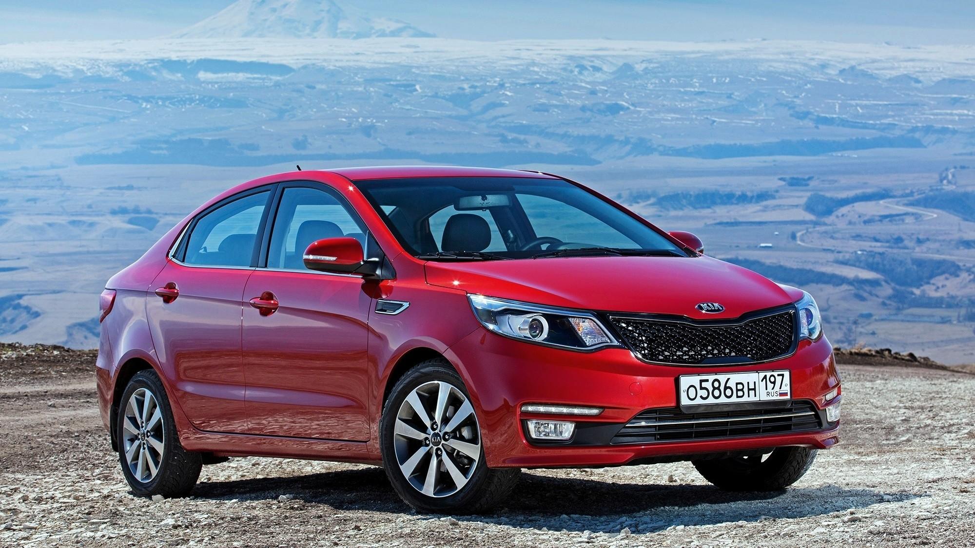 Названа наиболее популярная  в Российской Федерации  модель авто