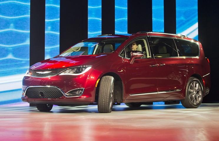 Фиат Chrysler отзывает неменее 162 тыс. авто из-за неисправности