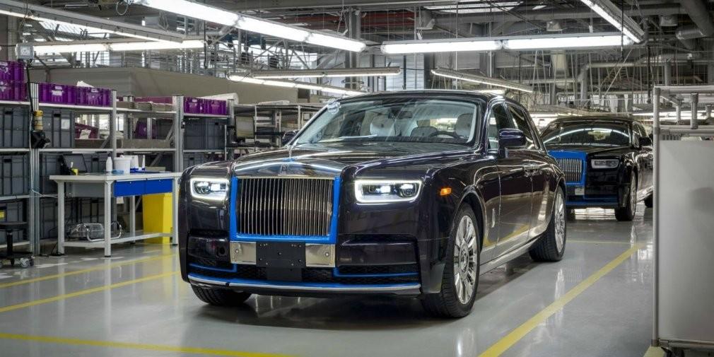 Rolls-Royce отчитался обуспехах 2017 года
