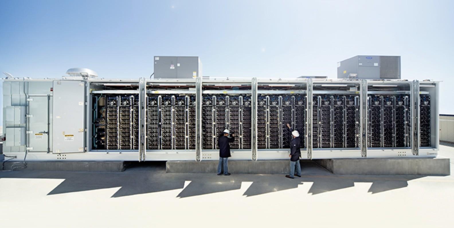 Siemens кидает вызов Tesla нарынке хранения энергии
