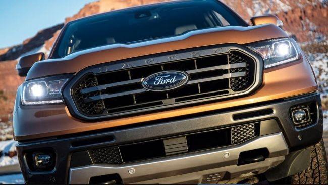 Форд представил улучшенный Ranger— Возвращение домой