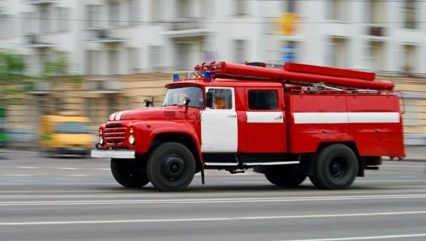 Впроцессе пожара в клинике Донецка умер один больной