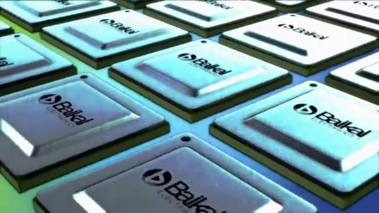 В РФ начнут торговать процессоры Baikal-T1