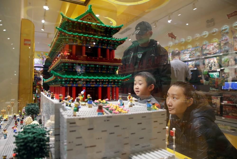 Lego иTencent планируют создание неопастной онлайн-среды