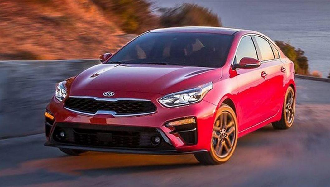 KIA представила новый седан Forte