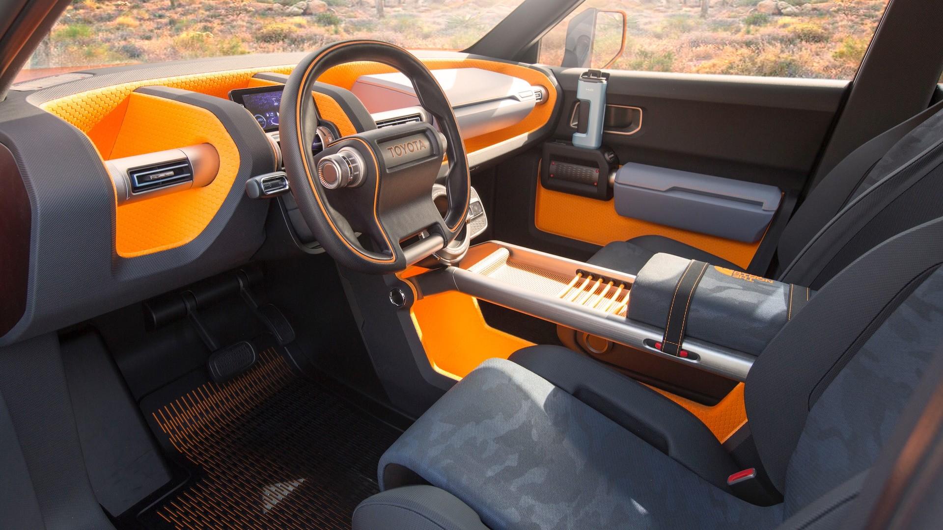 Тойота планирует возродить джип FJCruiser
