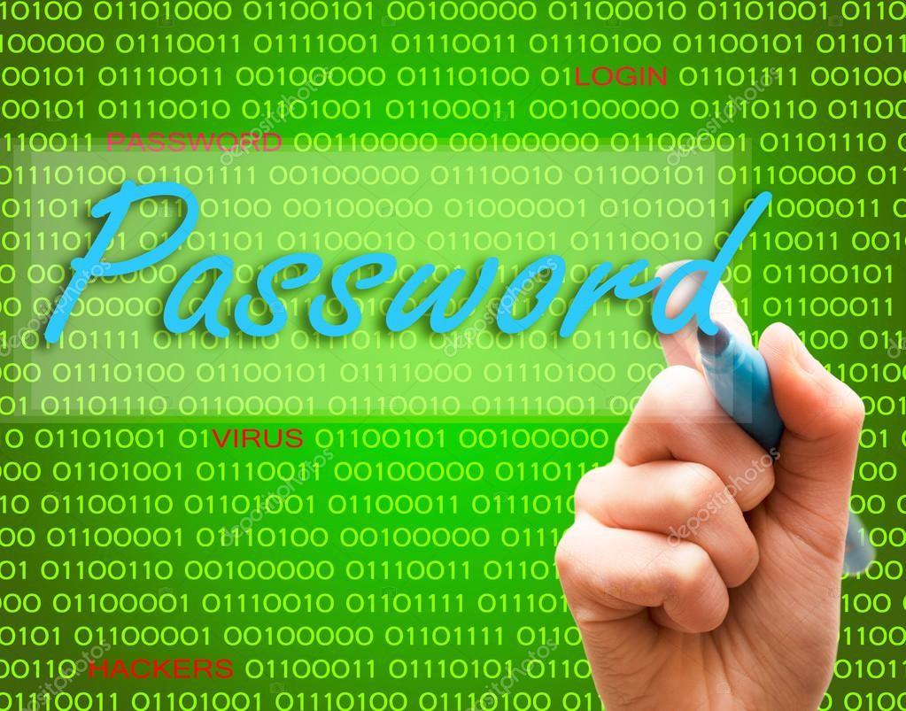 Русские юзеры незнают, как неопасно хранить сложные пароли