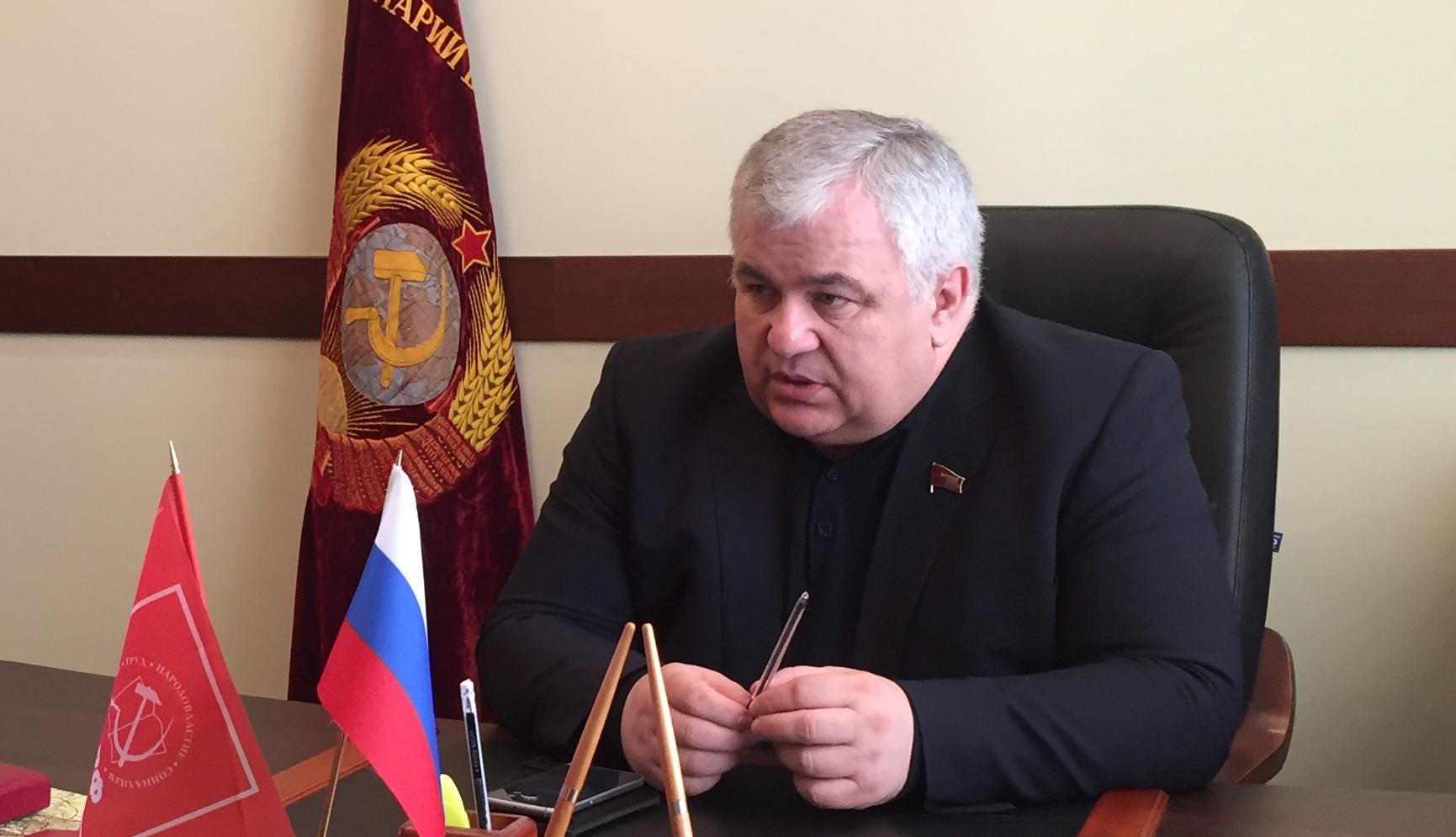 КПРФ предлагает сделать министерство поделам национальностей