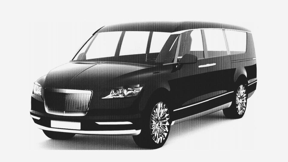 Стали известны характеристики мотора для авто проекта «Кортеж»
