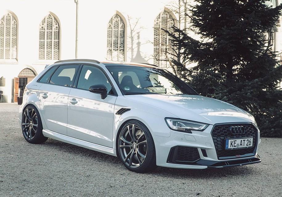 Тюнинг-ателье ABT Sportsline увеличило мощность Audi RS3 Sportback до 493 лошадиных сил