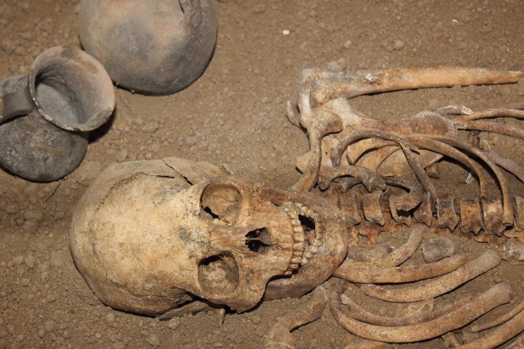 Древнее кладбище собрались искать под зданием вцентре Ростова