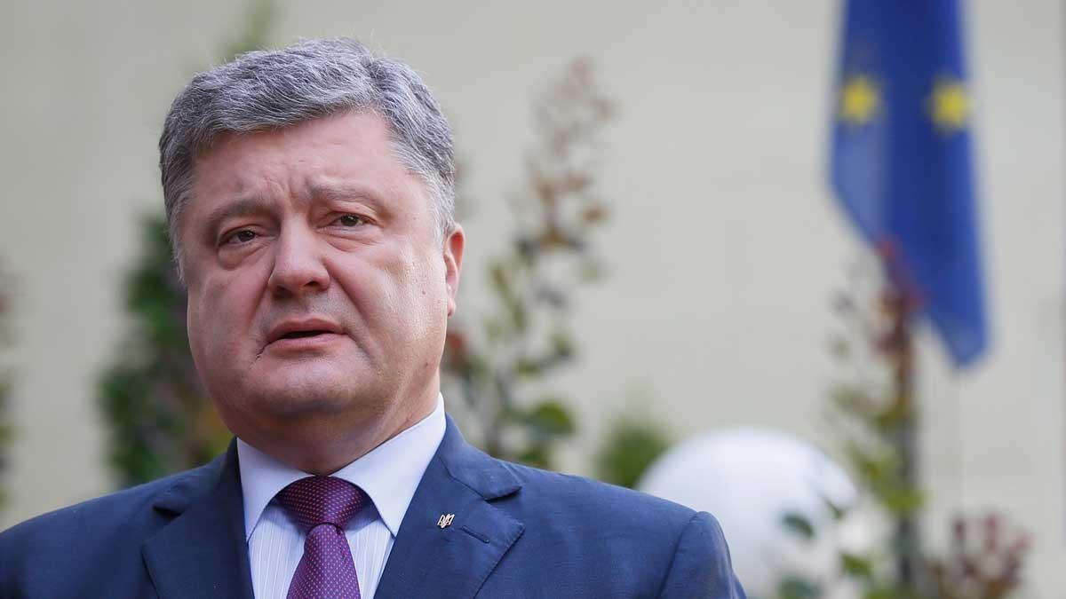 Порошенко высказался оситуации вКрыму: «Это нетолько лишь боль Украины»