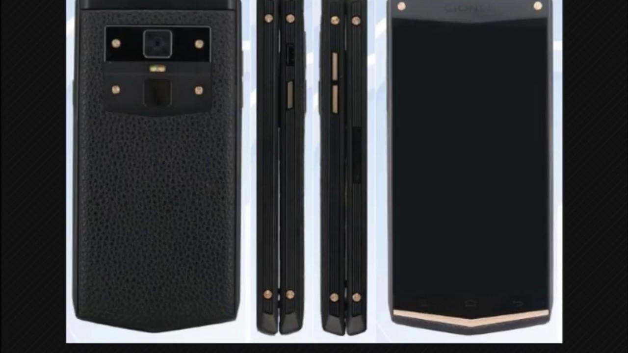 Появились детали осмартфоне-раскладушке Gionee W919