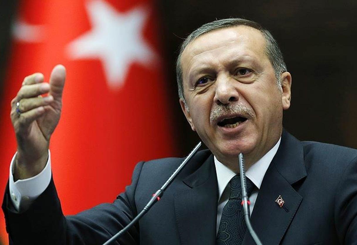 Эрдоган объявил оначале операции всирийском Африне