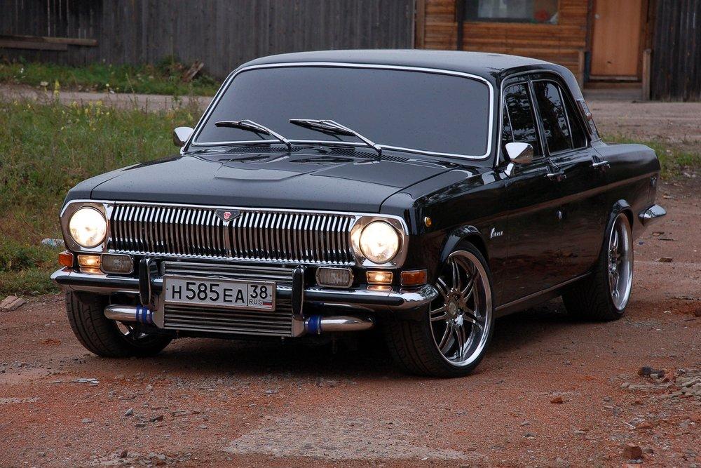 Стало известно осекретных автомашинах периода СССР