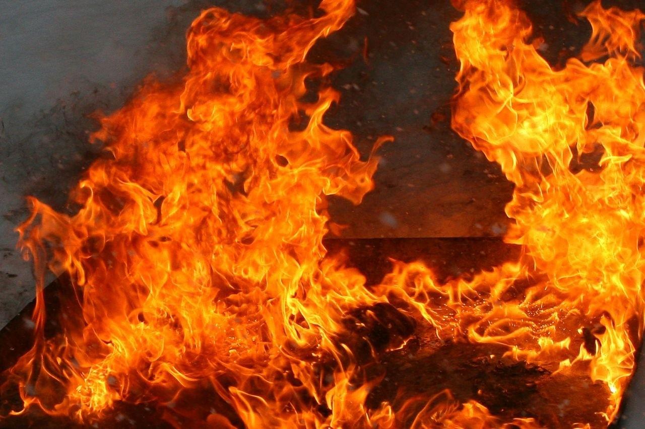 Историческое сооружение загорелось вБарнауле наплощади Свободы— свидетели