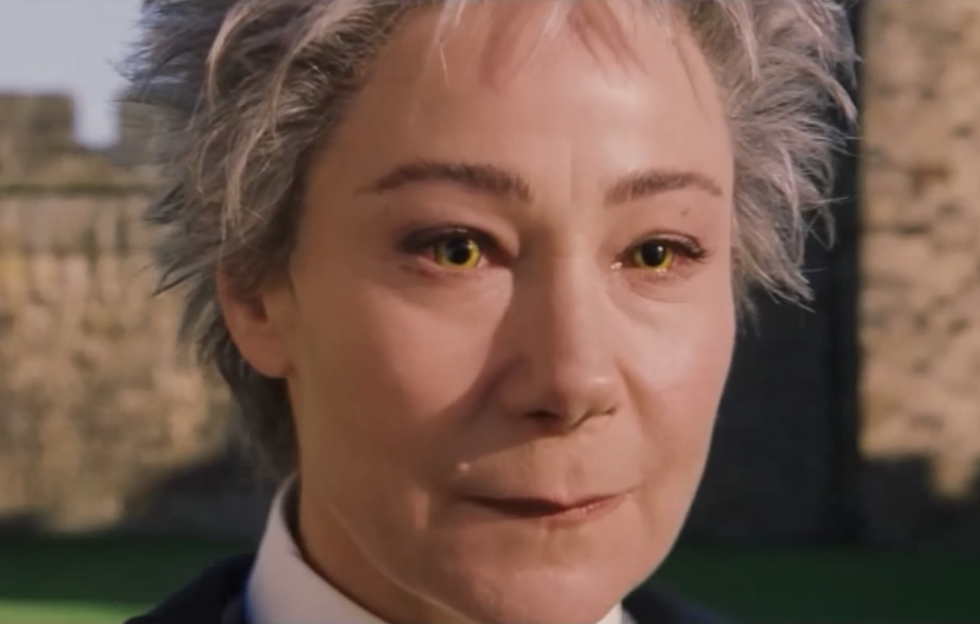 Мадам Трюк из«Гарри Поттера» сожалеет, что ееникогда недомогались