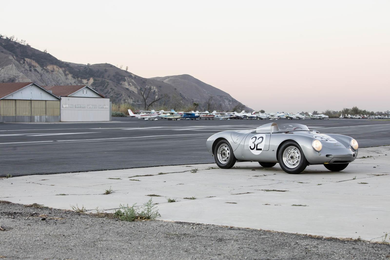 За Порше 550A Spyder оплатили неменее 5 млн долларов
