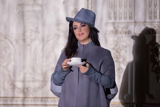 Тамара Гвердцители презентовала клип на песню Михаила Гуцериева
