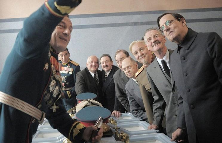 Экстремизм ипровокация: в государственной думе требуют запретить фильм «Смерть Сталина»