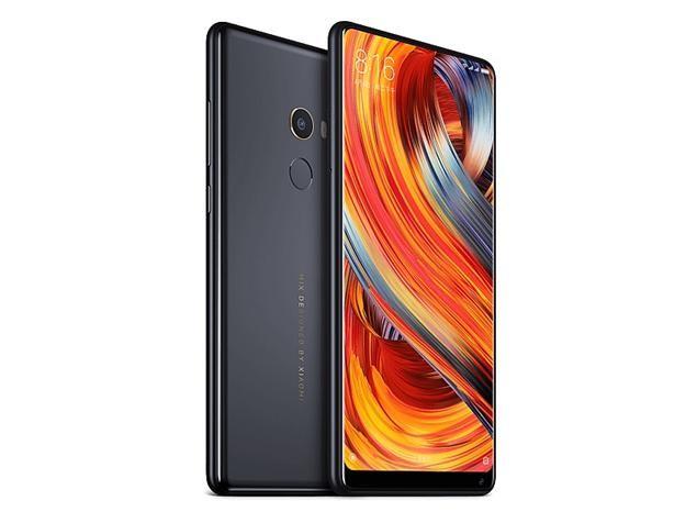 Премиум-версия безрамочного смартфона Xiaomi Mi Mix 2 выходит в России