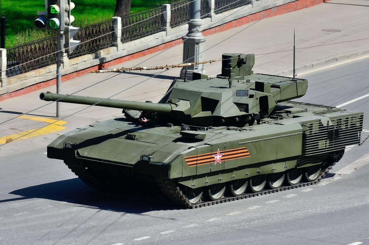 Гроза НАТО: обновленный тип танков Т-14 «Армата» готовится ксерийному производству